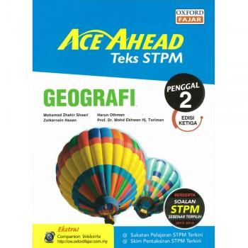 Ace Ahead Teks STPM Geografi Penggal 2 Edisi Ketiga
