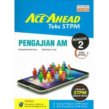 Ace Ahead Teks STPM Pengajian Am Penggal 2 Edisi Ketiga