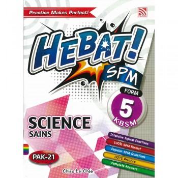 Hebat! SPM Science/ Sains Form 5 KBSM