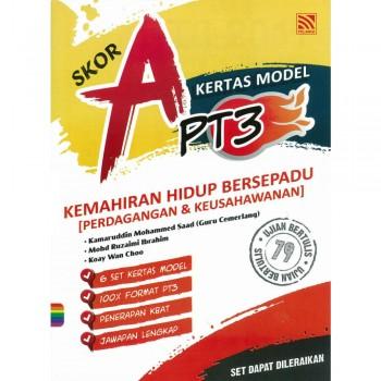 Skor A Kertas Model PT3 Kemahiran Hidup Bersepadu Perdagangan dan Keusahawan