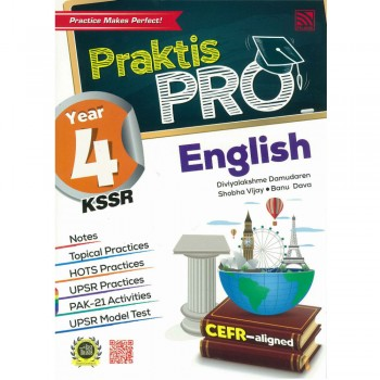 Praktis PRO KSSR English Year 4