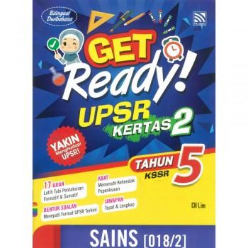 Get Ready! UPSR Sains Kertas 2 Tahun 5