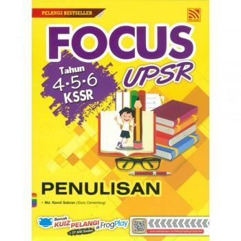 Focus UPSR Tahun 4-5-6 KSSR Penulisan 2019