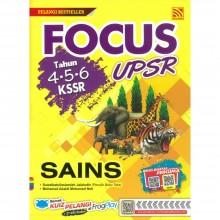 Focus UPSR Tahun 4-5-6 KSSR Sains 2019