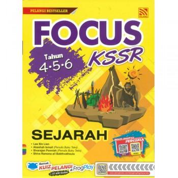 Focus Tahun 4-5-6 KSSR Sejarah 2019