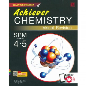 Achiever Chemistry Visual Revision SPM Form 4-5