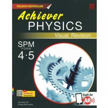 Achiever Physics Visual Revision SPM Form 4-5