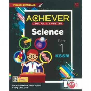 Achiever Visual Revision Science Form 1 KSSM 2019