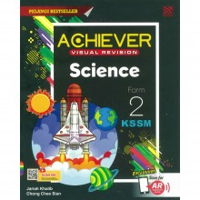 Achiever Visual Revision Science Form 2 KSSM 2019