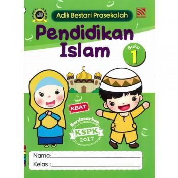 Adik Bestari Prasekolah Pendidikan Islam Buku 1