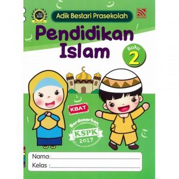 Adik Bestari Prasekolah Pendidikan Islam Buku 2