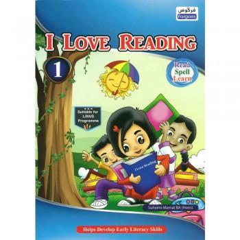 I Love Reading 1