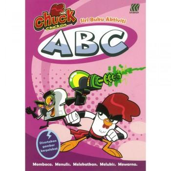 Chuck Chicken Siri Buku Aktiviti ABC