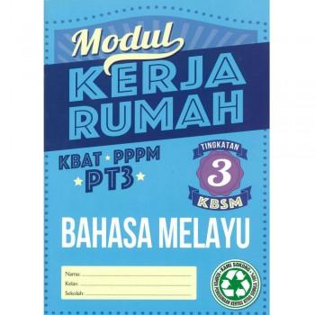 Modul Kerja Rumah KSSM Bahasa Melayu Tingkatan 3