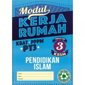 Modul Kerja Rumah KSSM Pendidikan Islam Tingkatan 3