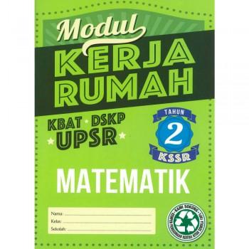 Modul Kerja Rumah Matematik Tahun 2 KSSR