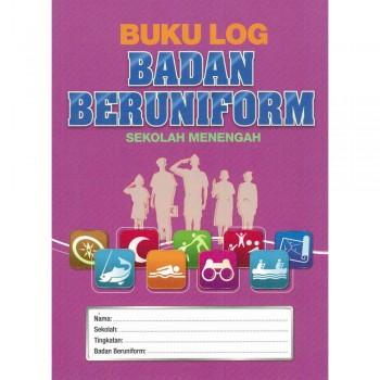 Buku Log Badan Beruniform Sekolah Menengah