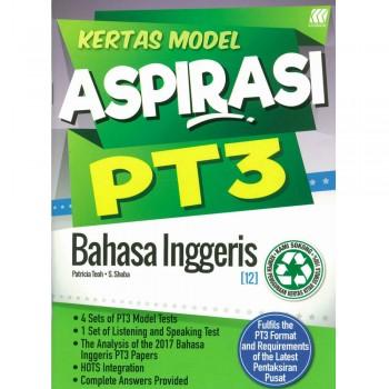 Kertas Model Aspirasi PT3 Bahasa Inggeris [12]