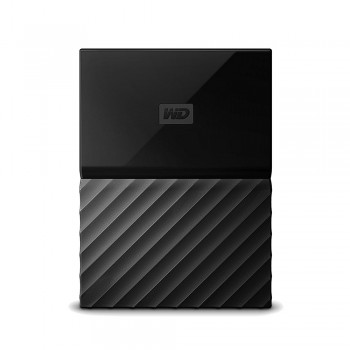 Western Digital My Passport For Mac WDBFKF0010BBK - Hard Drive - 1 TB - USB 3.0